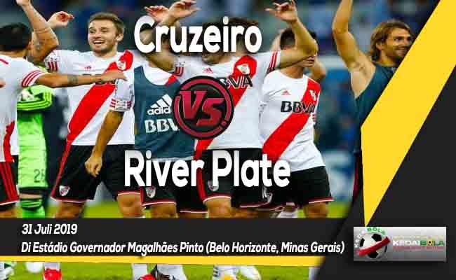 Prediksi Cruzeiro vs River Plate 31 Juli 2019