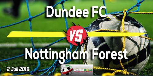 Prediksi Dundee FC vs Nottingham Forest 2 Juli 2019