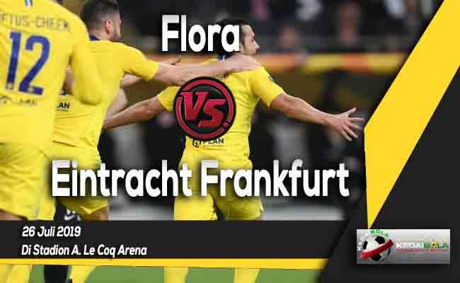 Prediksi Flora vs Eintracht Frankfurt 26 Juli 2019