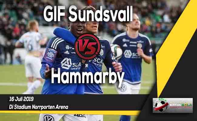 Prediksi GIF Sundsvall vs Hammarby 16 Juli 2019
