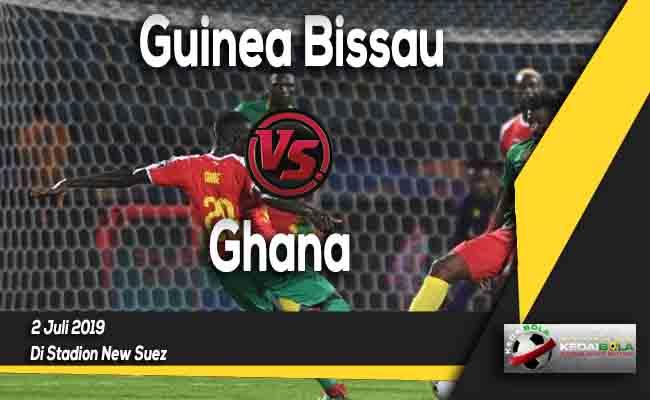 Prediksi Guinea Bissau vs Ghana 2 Juli 2019