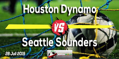 Prediksi Houston Dynamo vs Seattle Sounders 28 Juli 2019