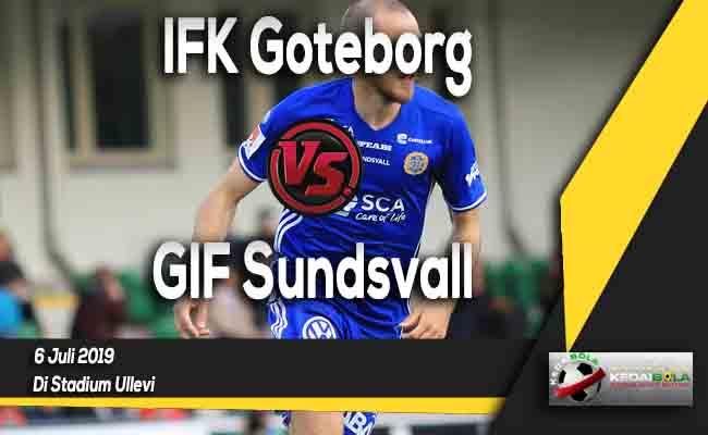 Prediksi IFK Goteborg vs GIF Sundsvall 6 Juli 2019