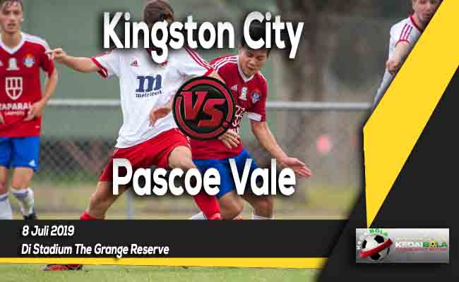 Prediksi Kingston City vs Pascoe Vale 8 Juli 2019