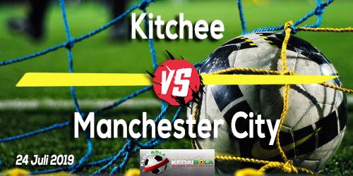 Prediksi Kitchee vs Manchester City 24 Juli 2019