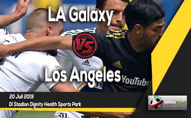 Prediksi LA Galaxy vs Los Angeles 20 Juli 2019