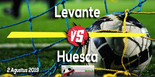 Prediksi Levante vs Huesca 2 Agustus 2019