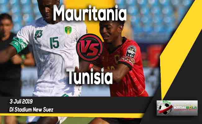 Prediksi Mauritania vs Tunisia 3 Juli 2019