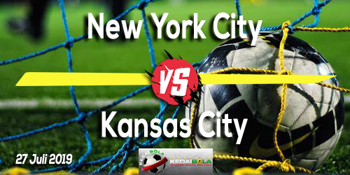 Prediksi New York City vs Kansas City 27 Juli 2019