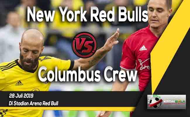 Prediksi New York Red Bulls vs Columbus Crew 28 Juli 2019