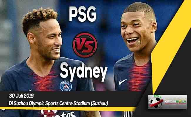 Prediksi PSG vs Sydney 30 Juli 2019