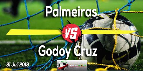 Prediksi Palmeiras vs Godoy Cruz 31 Juli 2019