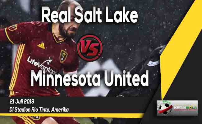 Prediksi Real Salt Lake vs Minnesota United 21 Juli 2019