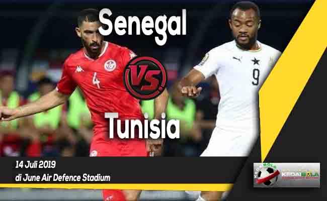 Prediksi Senegal vs Tunisia 14 Juli 2019