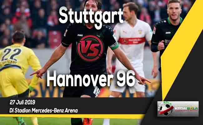 Prediksi Stuttgart vs Hannover 96 27 Juli 2019