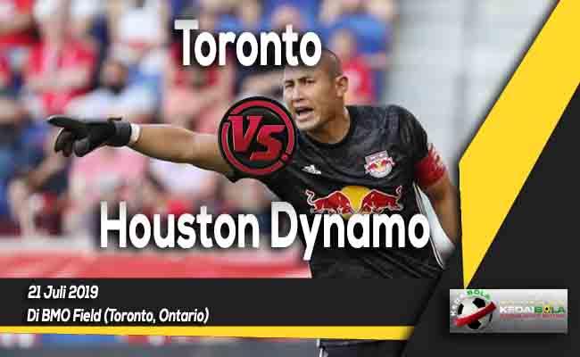 Prediksi Toronto vs Houston Dynamo 21 Juli 2019