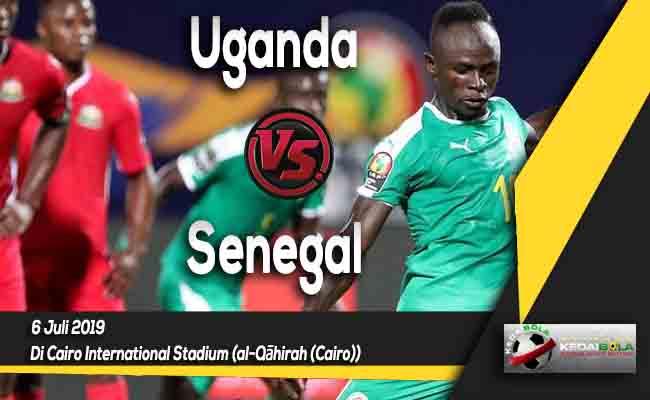 Prediksi Uganda vs Senegal 6 Juli 2019