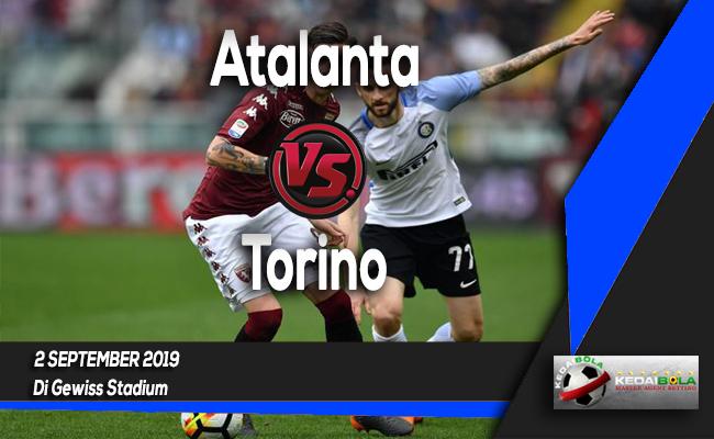 Prediksi Skor Bola Atalanta vs Torino 2 September 2019