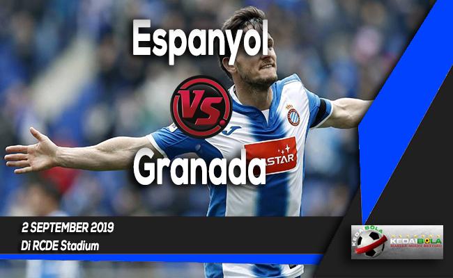 Prediksi Skor Bola Espanyol vs Granada 2 September 2019
