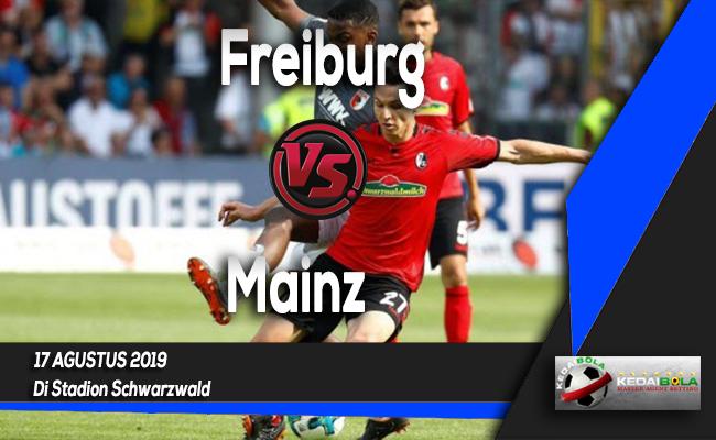 Prediksi Skor Bola Freiburg vs Mainz 17 Agustus 2019