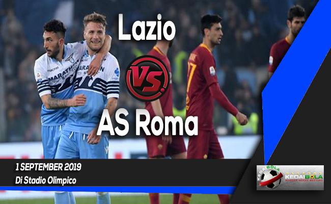 Prediksi Skor Bola Lazio vs AS Roma 1 September 2019