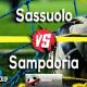 Prediksi Skor Bola Sassuolo vs Sampdoria 2 September 2019