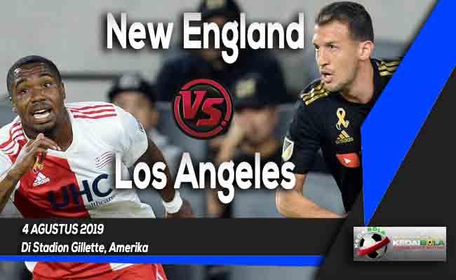 Prediksi New England vs Los Angeles 4 Agustus 2019