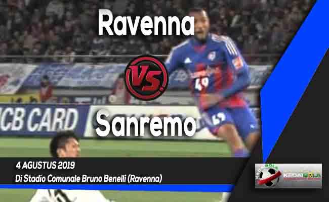 Prediksi Ravenna vs Sanremo 4 Agustus 2019