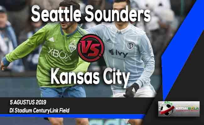 Prediksi Seattle Sounders vs Kansas City 5 Agustus 2019