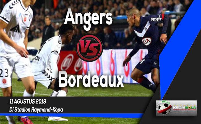 Prediksi Skor Bola Angers vs Bordeaux 11 Agustus 2019