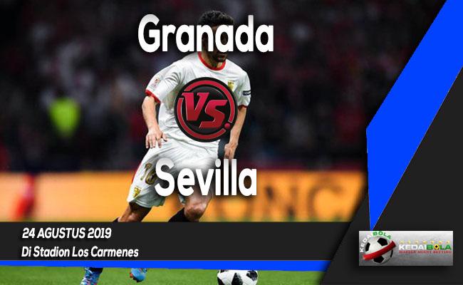 Prediksi Skor Bola Granada vs Sevilla 24 Agustus 2019