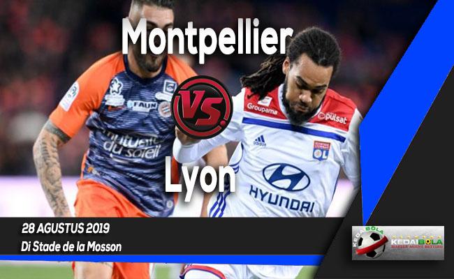 Prediksi Skor Bola Montpellier vs Lyon 28 Agustus 2019
