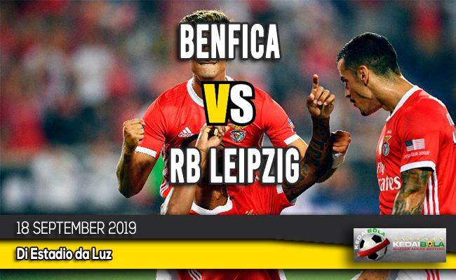 Prediksi Skor Bola Benfica vs RB Leipzig 18 September 2019