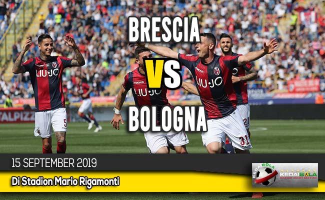 Prediksi Skor Bola Brescia vs Bologna 15 September 2019