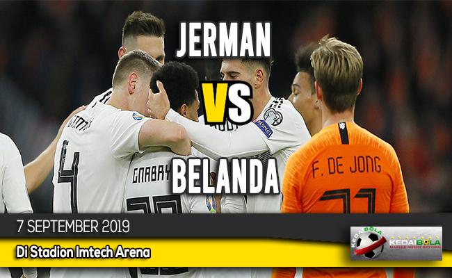 Prediksi Skor Bola Jerman vs Belanda 7 September 2019