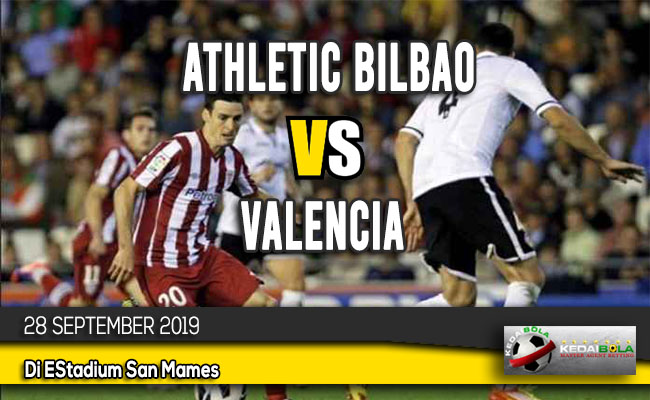 Prediksi Skor Bola Athletic Bilbao vs Valencia 28 September 2019