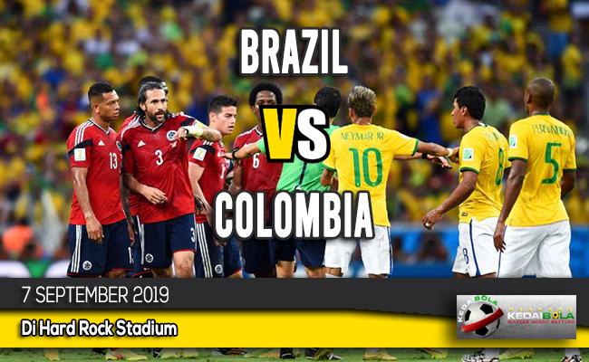 Prediksi Skor Bola Brazil vs Colombia 7 September 2019