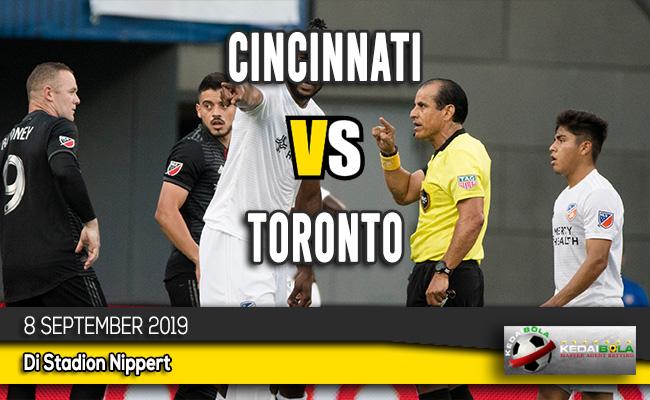 Prediksi Skor Bola Cincinnati vs Toronto 8 September 2019