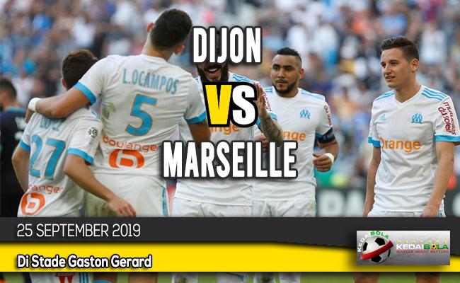 Prediksi Skor Bola Dijon vs Marseille 25 September 2019