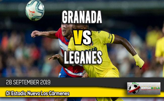 Prediksi Skor Bola Granada vs Leganes 28 September 2019