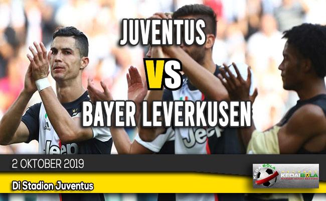 Prediksi Skor Bola Juventus vs Bayer Leverkusen 2 Oktober 2019