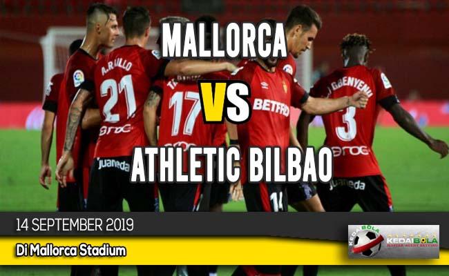 Prediksi Skor Bola Mallorca vs Athletic Bilbao 14 September 2019