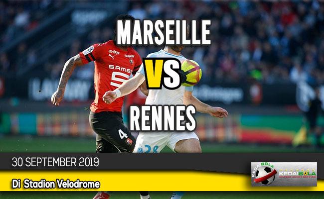 Prediksi Skor Bola Marseille vs Rennes 30 September 2019