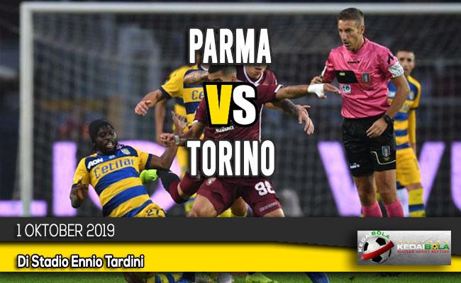Prediksi Skor Bola Parma vs Torino 1 Oktober 2019