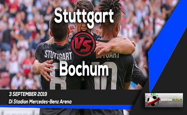 Prediksi Skor Bola Stuttgart vs Bochum 3 September 2019