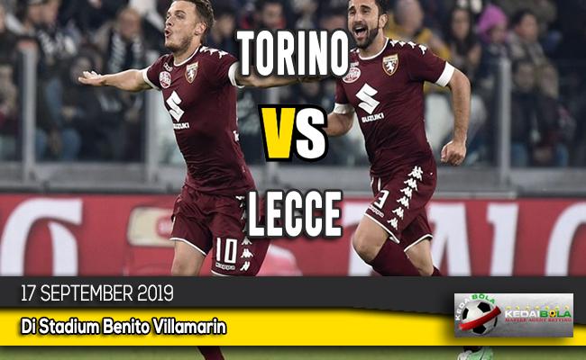Prediksi Skor Bola Torino vs Lecce 17 September 2019