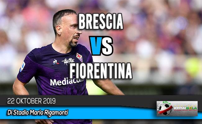 Prediksi Skor Bola Brescia vs Fiorentina 22 Oktober 2019