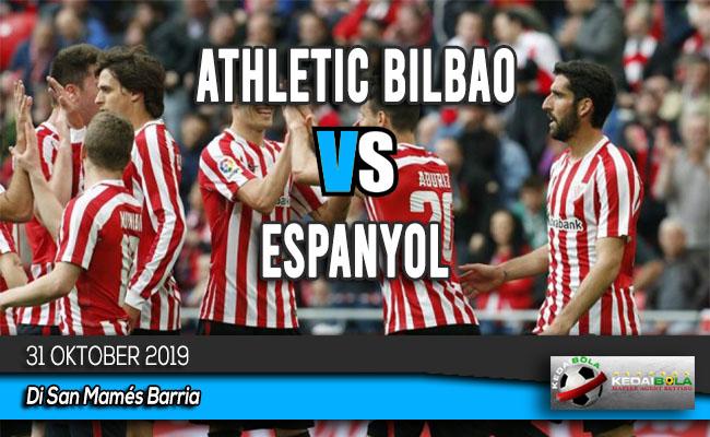 Prediksi Skor Bola Athletic Bilbao vs Espanyol 31 Oktober 2019