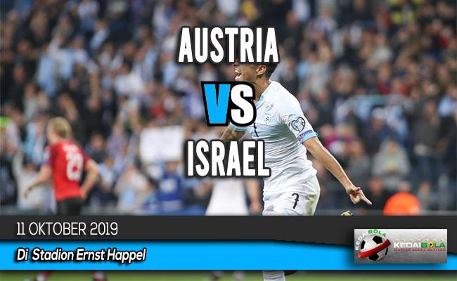 Prediksi Skor Bola Austria vs Israel 11 Oktober 2019