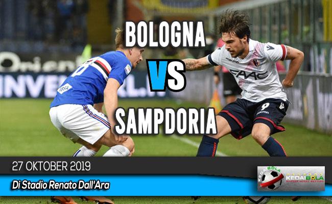 Prediksi Skor Bola Bologna vs Sampdoria 27 Oktober 2019